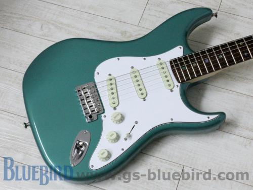 Xotic XS-1 Sherwood Green 2016年製