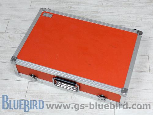Duplex Effector Board Case Orange
