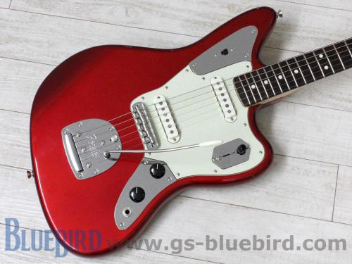 Fender American Professional Jaguar Candy Apple Red 2017年製