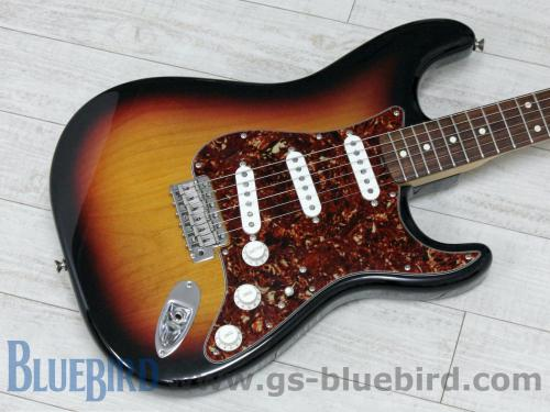Fender John Mayer Signature Stratocaster 3-Color Sunburst 2005年製