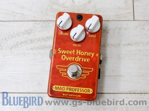 Mad Professor Sweet Honey Overdrive early years
