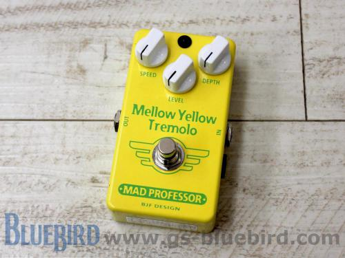 Mad Professor Mellow Yellow Tremolo early years