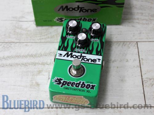 Soul Power Instrument ModTone Speedbox Mod