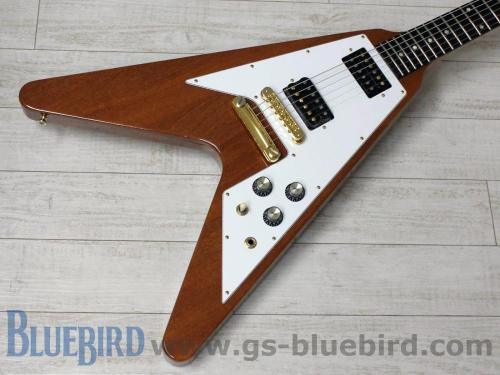Gibson Flying V '67 Reissue Limited Natural 2005年製