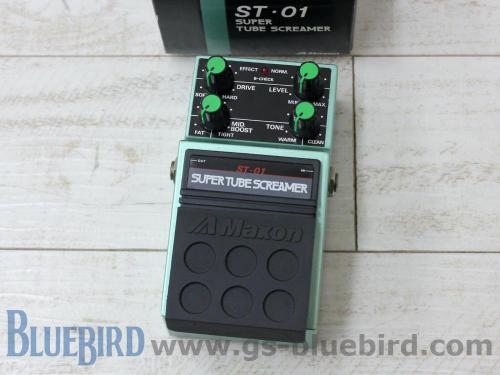 MAXON ST-01 SUPER TUBE SCREAMER